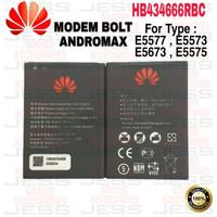 Baterai Original Modem Wifi E5575 E5673 Mifi XL GO M2P HB434666RBC