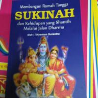 buku Membangun Keluarga Sukinah