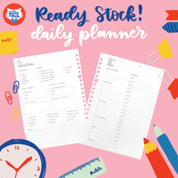 Daily Planner TGOF