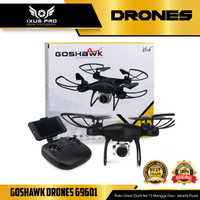 Drone Goshawk Psh8 69601 15 Minutes Flying Q*uadcopter 720P HD Camera