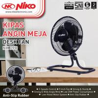 Niko Kipas Angin Meja / Desk Fan Besi 9 Inch NKD-9B