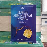 hukum administrasi negara edisi revisi