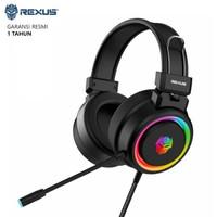 Rexus Vonix F30 Headset Gaming LED RGB Spectrum