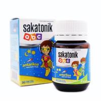 Sakatonik ABC - Antariksa botol isi 30 tablet