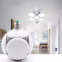 Lampu Bohlam LED 40w Bola Football UFO New Bubble E27 Cahaya Putih