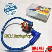 Koil Coil Racing Blue Thunder Universal Motor Karbu