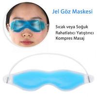Kompres Mata dingin panas Eye Cover gel ( Full Mata )