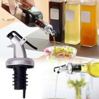 Wine Pourer - Penuang Minyak Tutup Botol Tuang Alkohol Whisky Decanter