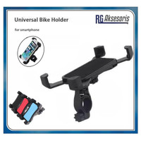 Phone HOLDER Stang SEPEDA 360° Rotation