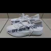 sepatu sport murah - Putih, 39