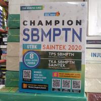 champion SBMPTN utbk saintek 2020