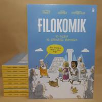 Buku Filokomik 10 Filsuf Strategi Bahagia