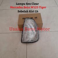 Lampu Sen Sein Corner Lamp Clear Kiri 1pc Mercedes Benz W123 Tiger
