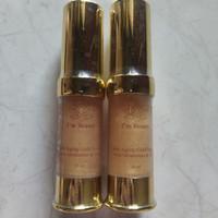 I'm Beauty Anti Aging Gold Serum with Moisturizer & Vit E -by immortal