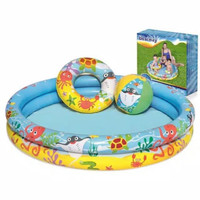Kolam Renang Bestway Play Pool Set No.51124