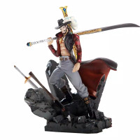 Action Figure One Piece Mihawk - Mainan Anak Koleksi One piece