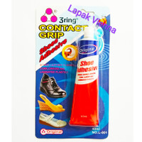 Lem sepatu contact grip 3 ring , shoes adhesive 40ml