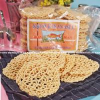 Krupuk Mie Asli Tenggiri Cap Ikan Mas 500gr / Kerupuk Fish Crackers