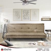 OODA Sofa Bed Minimalis Nyaman dan Elegan - MOBELIO