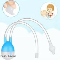 Nasal aspirator / Penyedot ingus bayi Sedot Ingus Bayi - Biru Muda