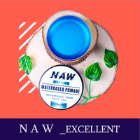 PREMIUM NAW Pomade Waterbased Medium dan Heavy Hold 100gr FREE SISIR - TAYLORSWIFT