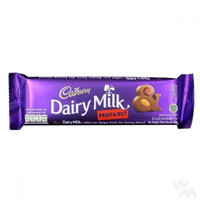 Cadbury FRUIT & NUT 65 Gr