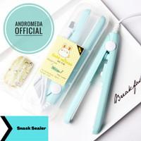 Snack Sealer Portable Mesin Penyegel Makanan Mini