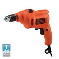 Black + Decker Bor Rotary / Hammer Drill 10mm 550W (TP555-B1)