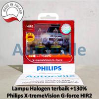 Philips X-treme Vision G-force HIR2 9012 Lampu Mobil Xtreme GForce