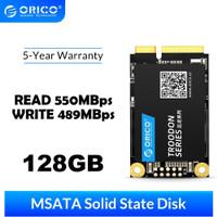 SSD mSATA Orico M200 128GB - Garansi 5 Tahun
