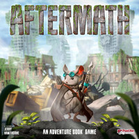 Aftermath ( Original ) Board Game - TBG BoardGames Store