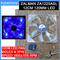 ZALMAN ZA1225ASL LED 12CM 120MM KIPAS CASING FAN CASE COOLING COOLER