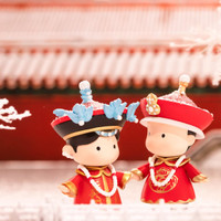 BLIND BOX ROYAL BABIES COLLECTABLE BY THE PALACE MUSEUM BEIJING
