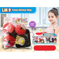 Mainan Masak Masakan Kompor No. LM9