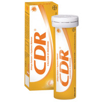 Cdr vitamin c 10 tablet