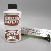 Mr. Weathering Color Solvent 250 ml