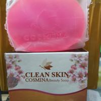 Clean Skin Cosmina Beauty Soap / Sabun Clean Skin BPOM Original