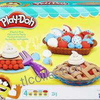 Sale!! Playdoh / Play Doh Playful Pies. Original Hasbro. Edukasi