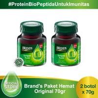 Brand's Paket Hemat Original 70 Gr (2 botol)