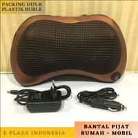 Bantal Pijat portable Car and Home Masage Pillow
