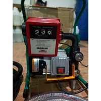 Pompa Solar / BBM With Flow Meter Digital WIPRO PMEF3