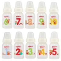 Botol Susu Asi Bayi Pigeon PP Round Nursing Bottle Peristaltic 120 ml