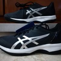 Sepatu Tenis asics Gel Court Speed Black sz 39.5