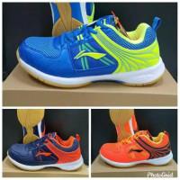 SALE..!! Sepatu Badminton Anak Lining Attack G6 G 6 Original