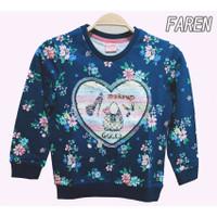 Sweater anak perempuan FAREN - Sequeen Fashion