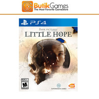 Little Hope PS4 The Dark Pictures Anthology Little Hope PS4