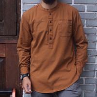 Kurta pakistan / fashion muslim pria / baju koko pria / kemko