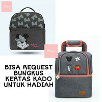 Cooler Bag Disney Tas Asi Mpasi Bayi Mummy Thermal Cooler Cooling Bag