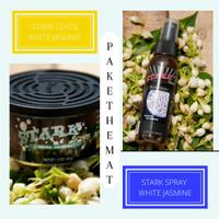 STARK Parfum pewangi pengharum mobil aroma melati/jasmine(Paket Murah)