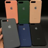 Iphone 7 Plus Soft Case Rubber Anti Noda